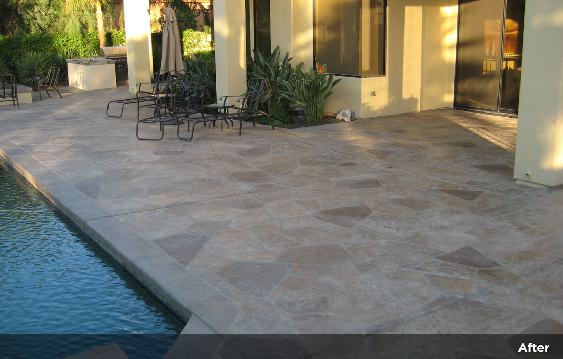 Flagstone Design, Tile Design, Patios, Pool Decks