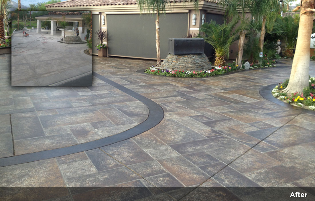 Versaillies Tile Design, Tile Design, Patios, Pool Decks