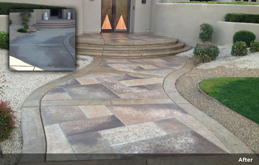 flagstone design tile design patios pool decks 32 monaco concepts. Black Bedroom Furniture Sets. Home Design Ideas